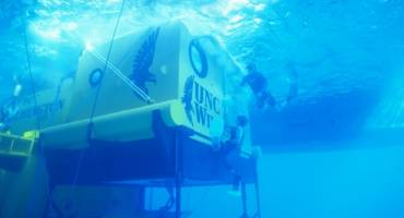 Your Chance to Sleep 60 Feet Underwater in the Aquarius Reef Base